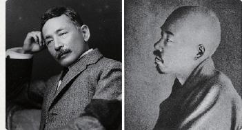 「正岡子規 夏目漱石」の画像検索結果